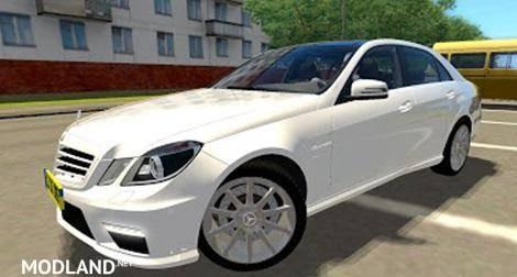 Mercedes-Benz E63 AMG [1.3]